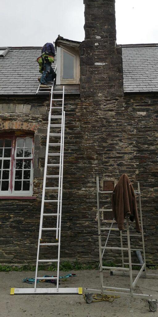 Window maintenance and decoration