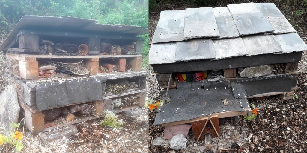 Completed Bug Hotel