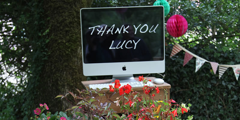 Thank you Lucy