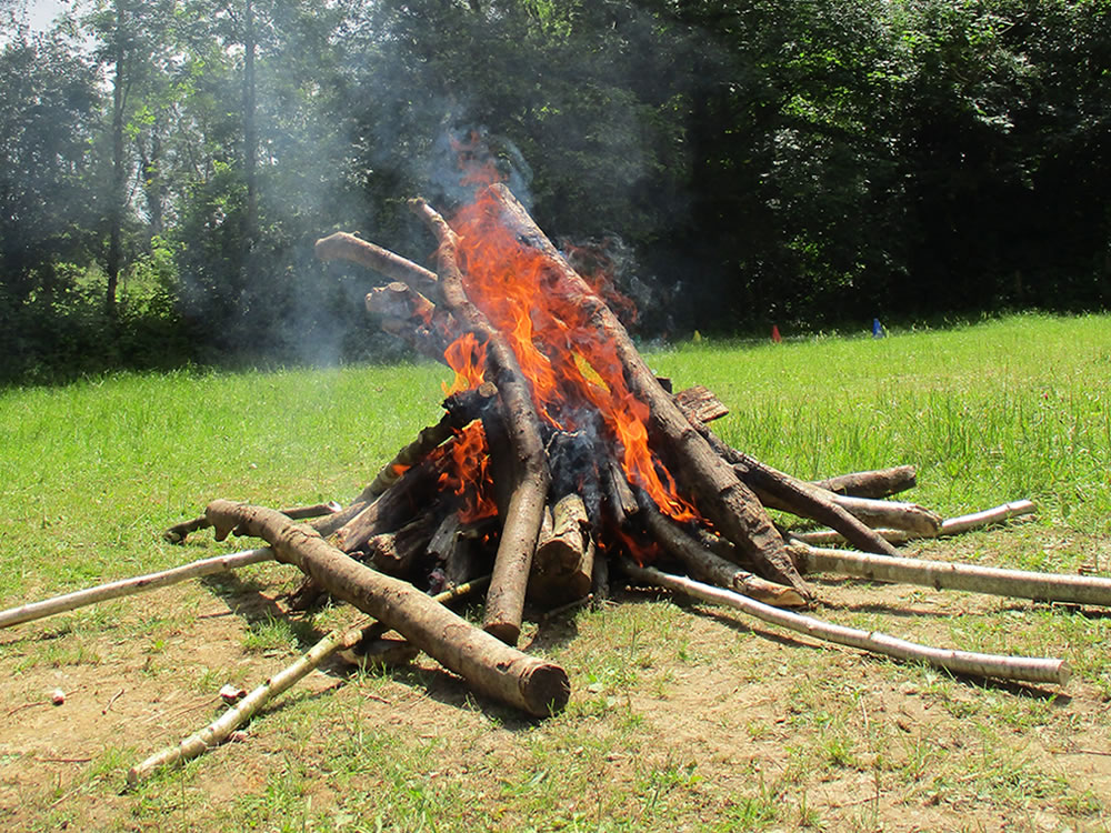 St John's Day Festival - Fire