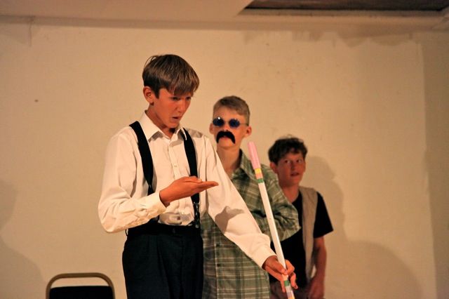 Twelfth Night - Malvolios Letter