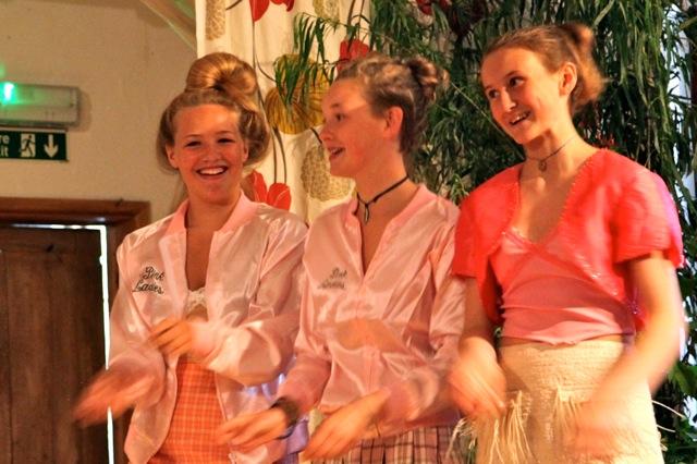 Twelfth Night - Pink Ladies