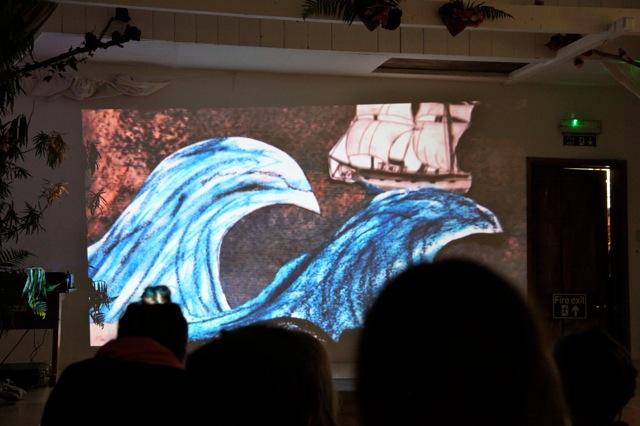 Twelfth Night - Shipwreak Animation
