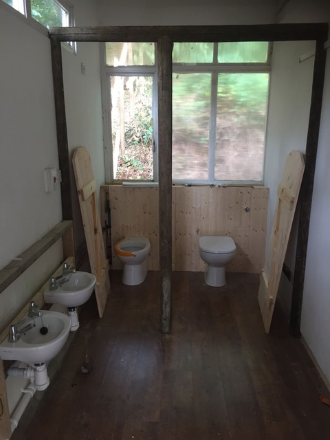 Toilets 3rd Kindy